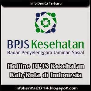 Hotline BPJS Kesehatan
