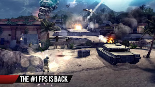 Download Modern Combat 4: Zero Hour Apk + Data Android