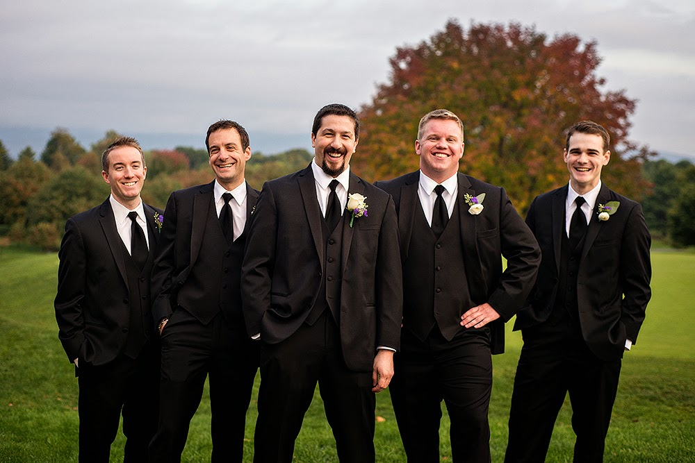 Shenandoah Valley Golf Club Wedding
