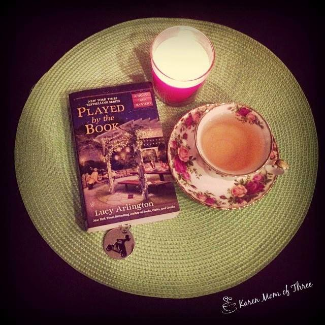 A Cup Of Tea And A Cozy Mystery / Karen Owen Mom Of 3