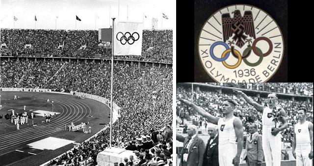 Ο χρόνος έχει σταματήσει στο εγκαταλελειμμένο Ολυμπιακό Χωριό του Χίτλερ που καθιέρωσε την ολυμπιακή φλόγα ξανά!