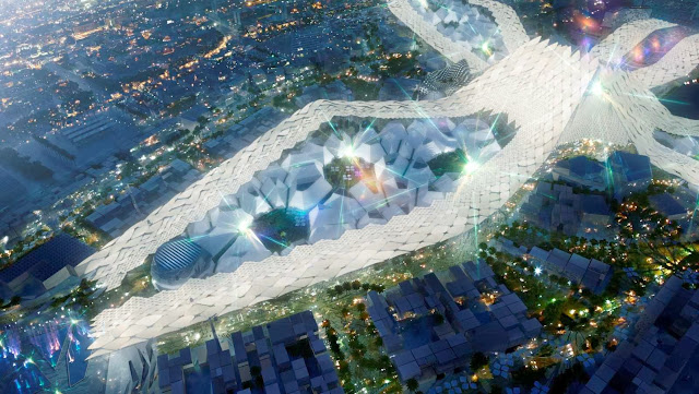 01-Master-Plan-Dubai-World-Expo-2020-by-HOK