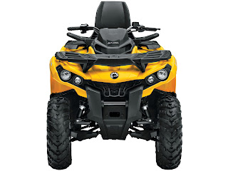 2013 Can-Am Outlander MAX DPS 1000 ATV pictures 2