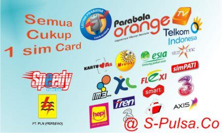 Web Pusat Server S Pulsa Murah All Operator www.S-Pulsa.co