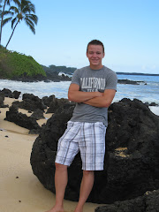 Nick's senior picture 2011