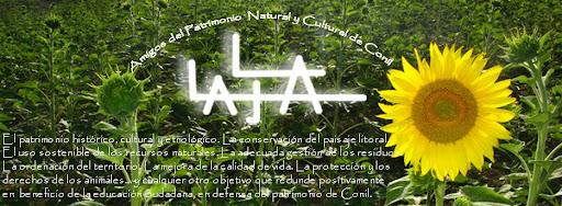 LA LAJA: Amigos del Patrimonio Cultural y Natural de Conil