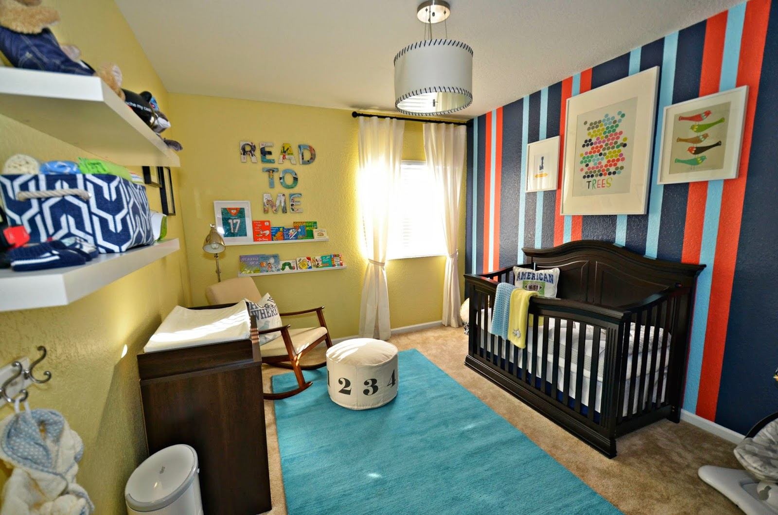 Live Laugh Decorate Live Laugh Decorate A Colorful Modern And Fun Nursery