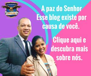 Pastor Izaias e Elaine