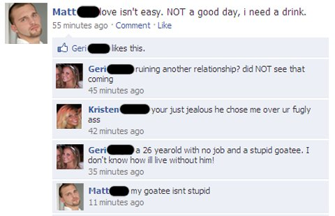 Funny Facebook Status Update And Comments Photo Collections