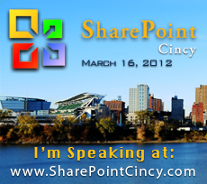 SharePoint Cincy 2012