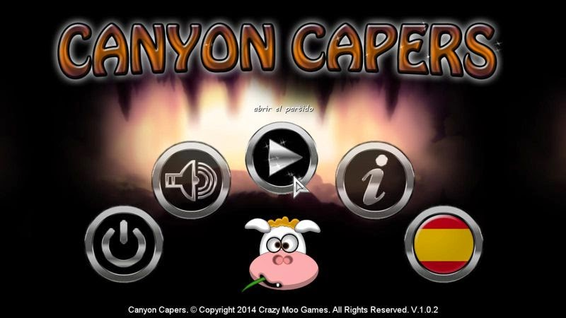 Canyon Capers Multilenguaje - Castellano [Mega]