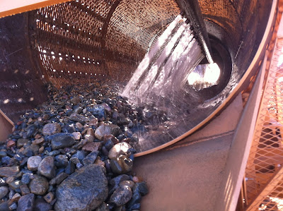 Placer Mining: What trammel barrel design really works best?