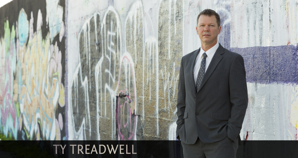 Ty Treadwell