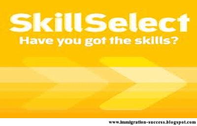 skillselect Australia immigration
