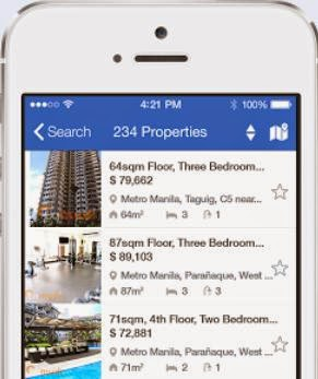 Lamudi Real Estate App Now Available for iOS Devices