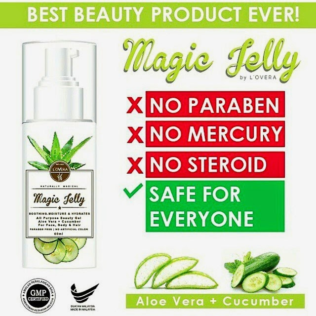 magic jelly di izzlegacy boutique