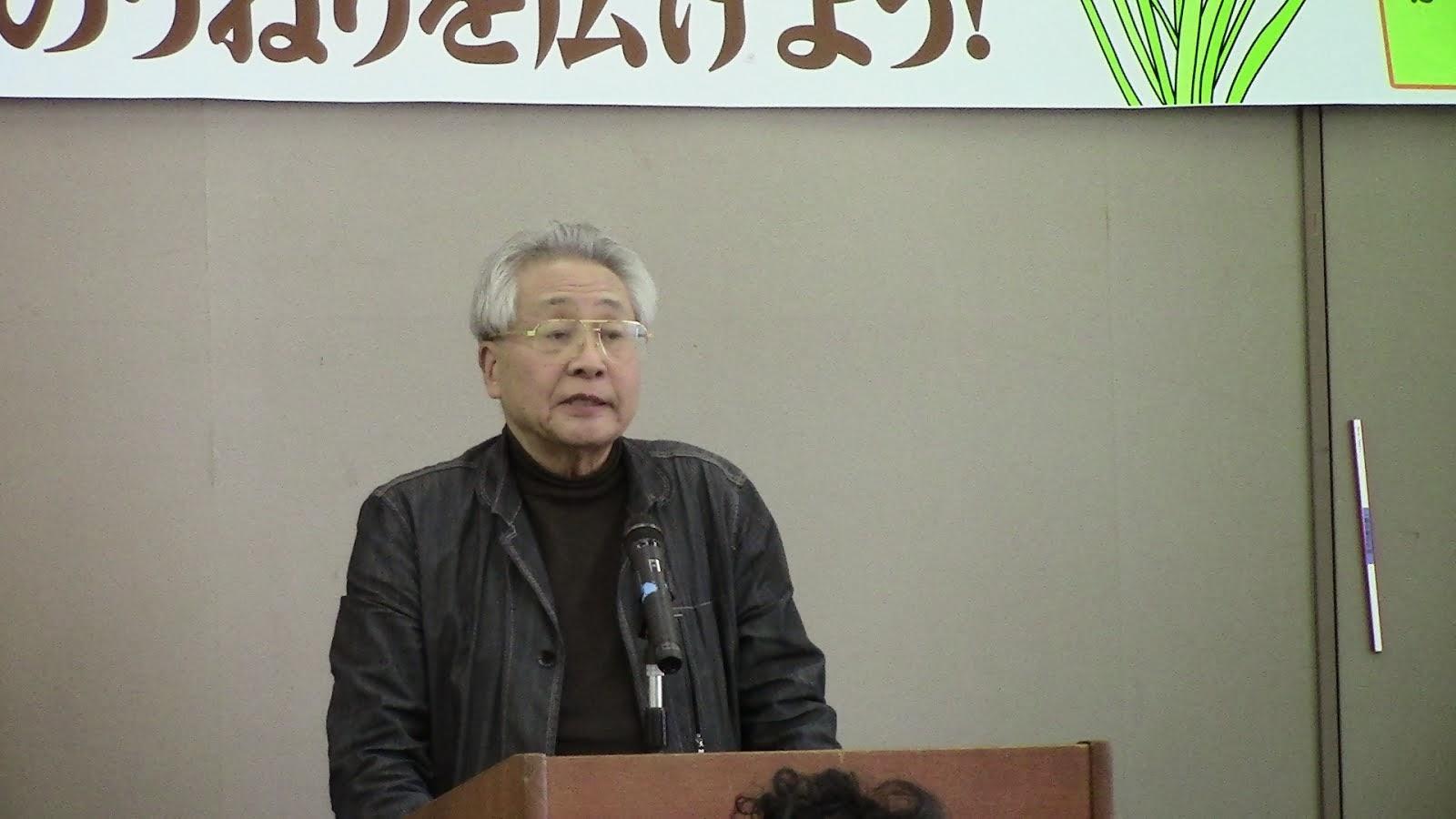 折井暁(立川革新懇)    ユニークな活動に若者が結集する青年革新懇準備会!