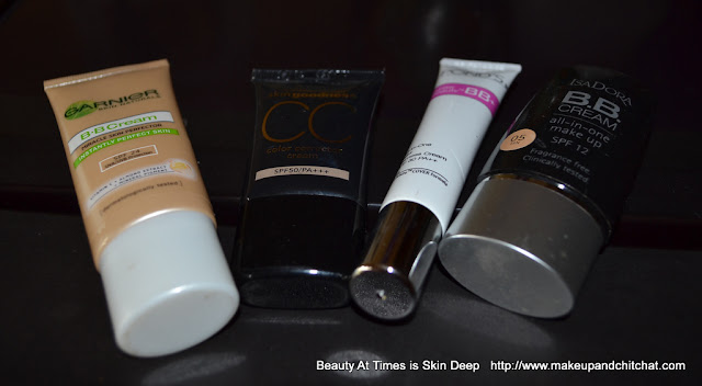 Top favorite BB Creams