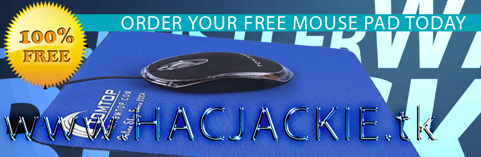 Order Your Free Mouse Pad Today