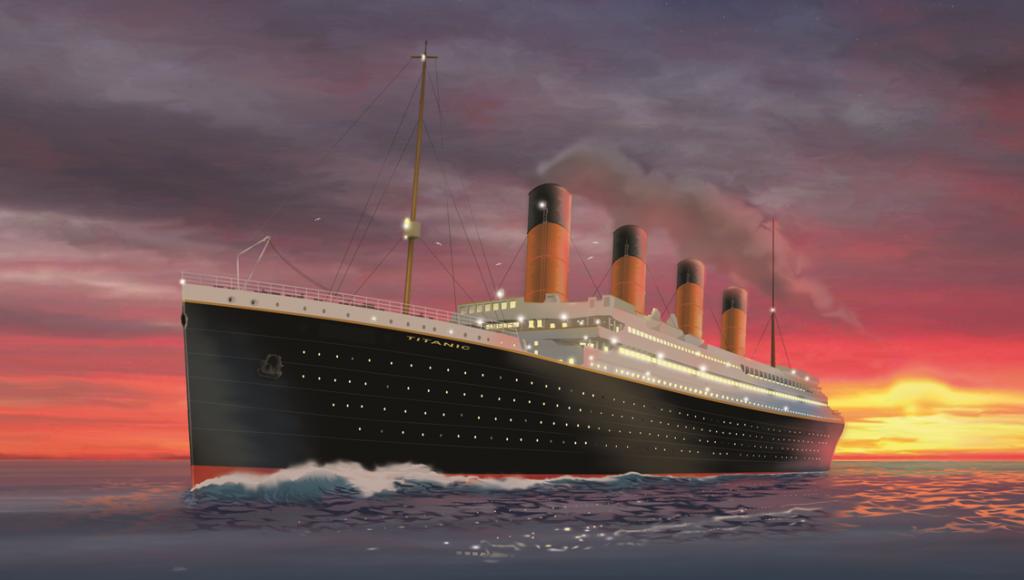 Sauder Village The Titanic Exhibit At Imagination Station