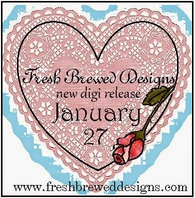 Fresh Brewed Designs Digi Release