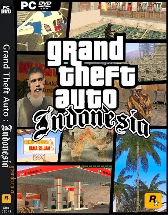 Download GTA San Andreas Extreme Indonesia 2014 Compressed