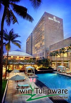 HUT Twin Tulipware 2014 di Shangri-La Hotel Jakarta