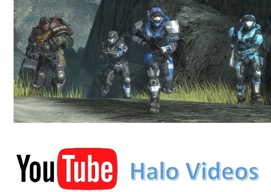 Youtube - Halo Online Videos