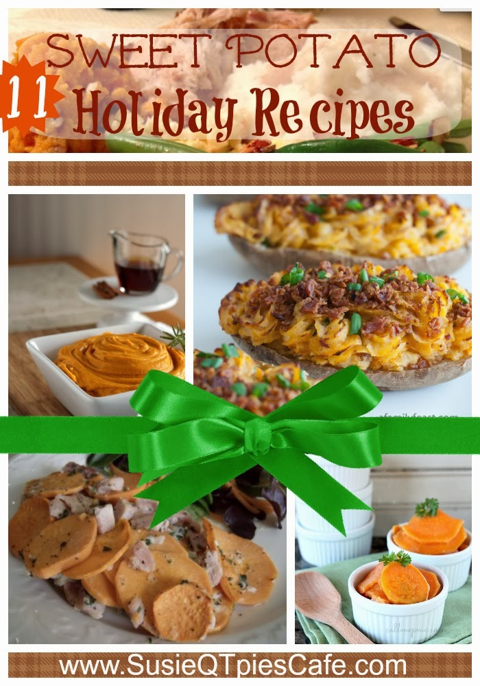 Holiday Sweet Potato Recipes