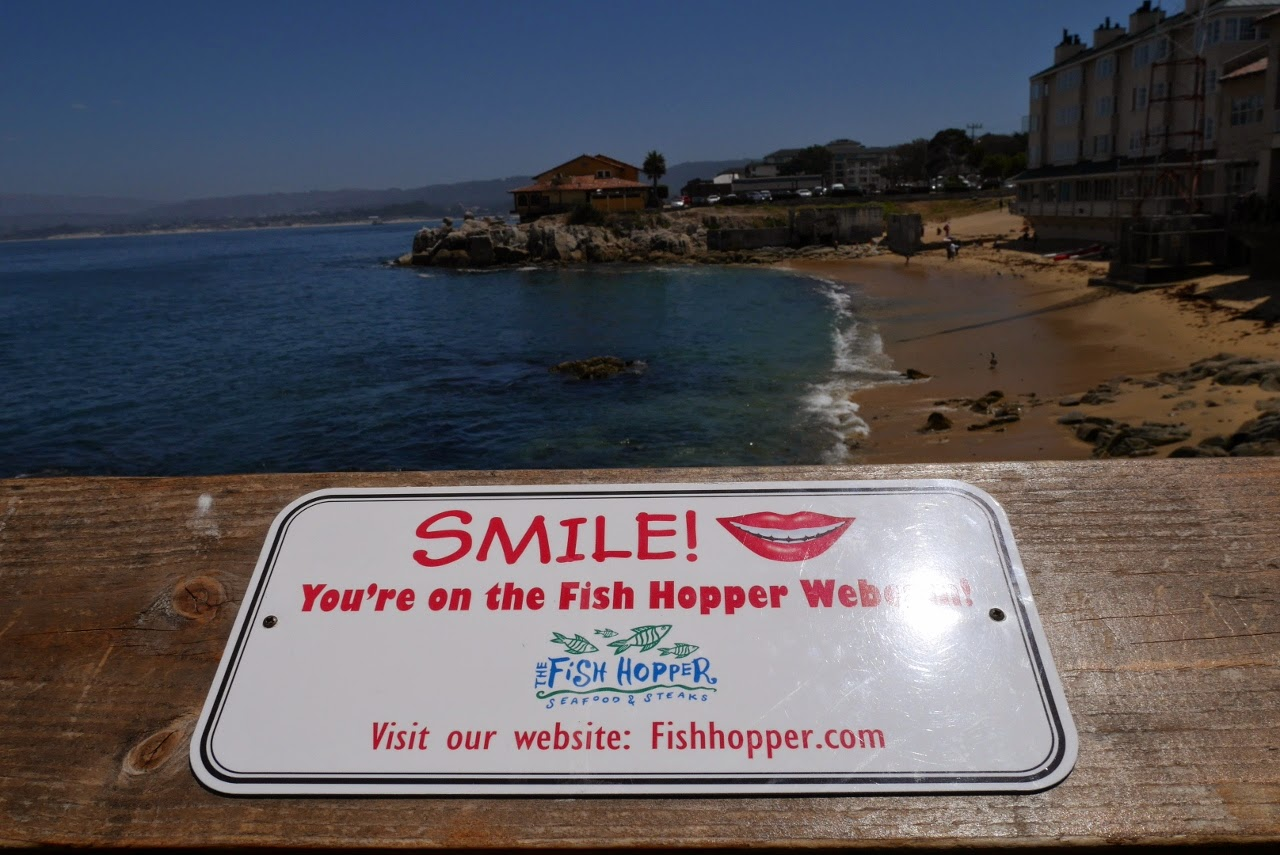 Travelneat the fish hopper seafood and steaks monterey for The fish hopper