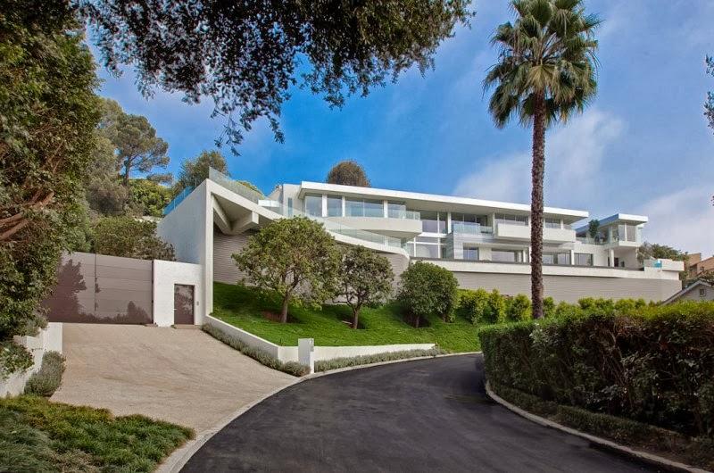 Amazing Luxury Residence In Bel Air, LA