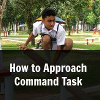 How to Approach Command Task