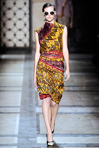 Fashionloly Batik Dress for Casual Clothing and Fashion Party