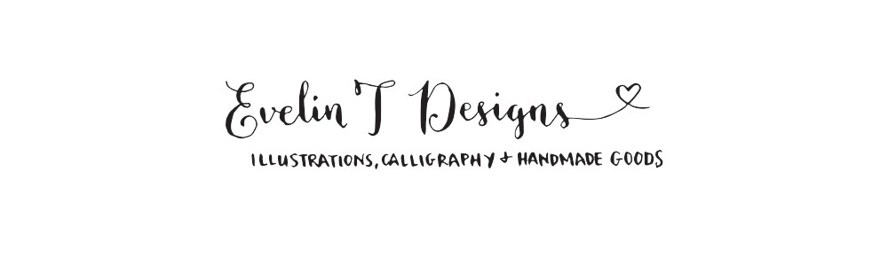 Handcrafted Art + Calligraphy