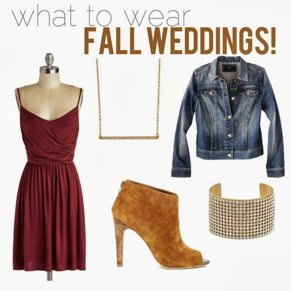 What to wear to a casual fall wedding 28 images what for What to wear to a fall outdoor wedding