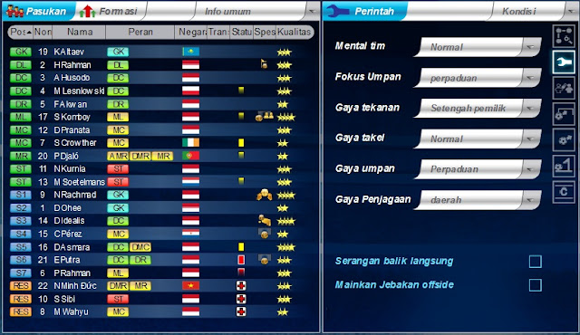 Tips dan Trik Bermain Top Eleven Be Football Manager Di Facebook