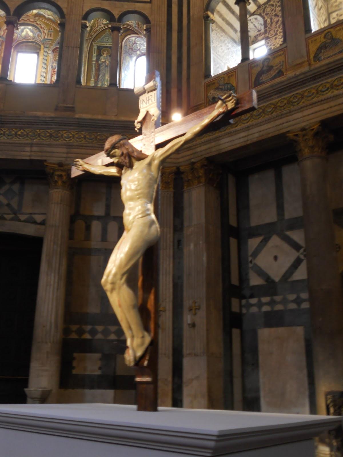 Brunelleschi, Crocifisso, Firenze dans immagini sacre