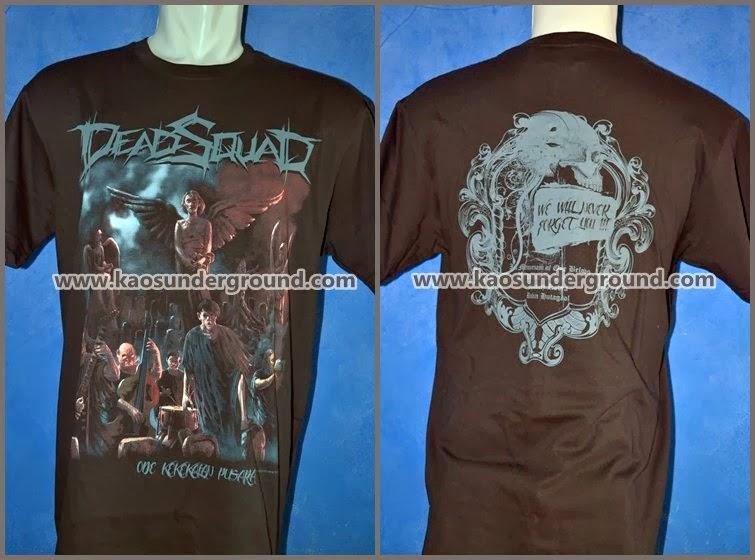 Deadsquad band kaosunderground.com