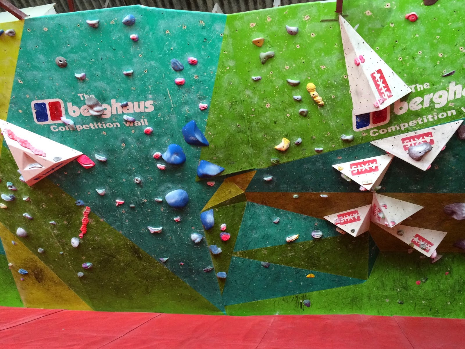 The Climbing Works