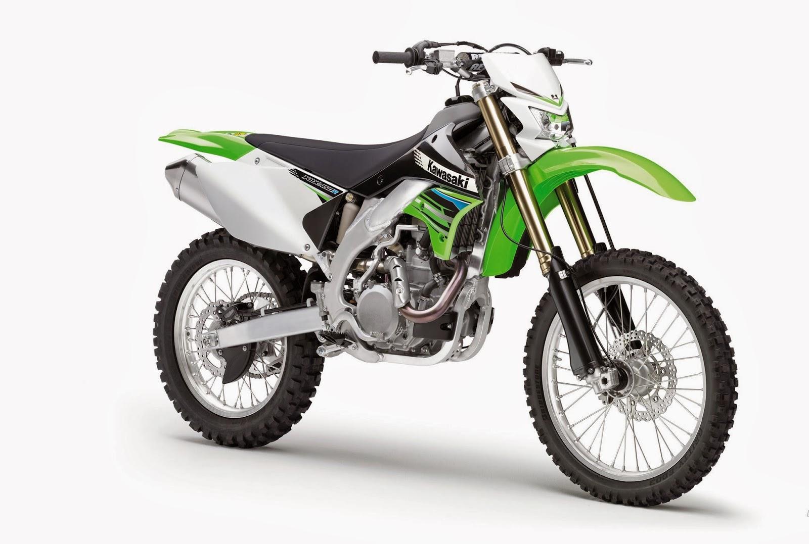 Kawasaki enduro latest x-Bikes