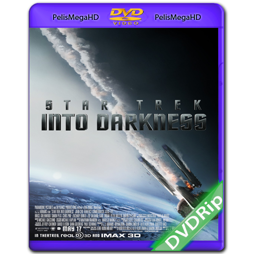 STAR TREK: EN LA OSCURIDAD (2013) DVDRIP ESPAÑOL LATINO