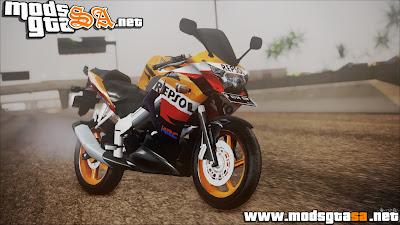 SA - Honda CBR150R Repsol CBU