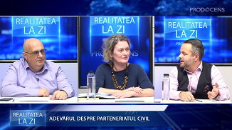 Realitatea la zi: Adevărul despre parteneriatul civil 🔴 Invitați Corina Bistriceanu & Andrei Manea