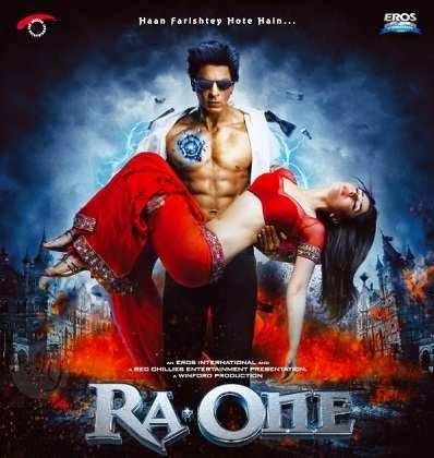 فيلم Ra.One 2011 مترجم اون لاين