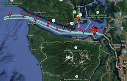 Healy Location (Icefloe – USCG)