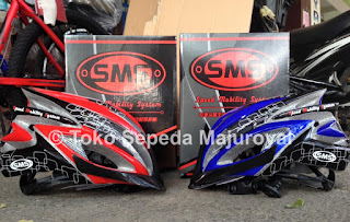 Helm Sepeda SMS