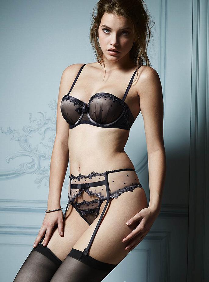 Victoria's Secret collection featuring Barbara Palvin