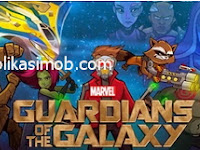 Guardians of the Galaxy: TUW v.1.1 Apk [Unlimited Coins]