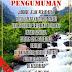 Perubahan Waktu dan Lokasi Jambore Jejak Petualangan Kartini Indonesia