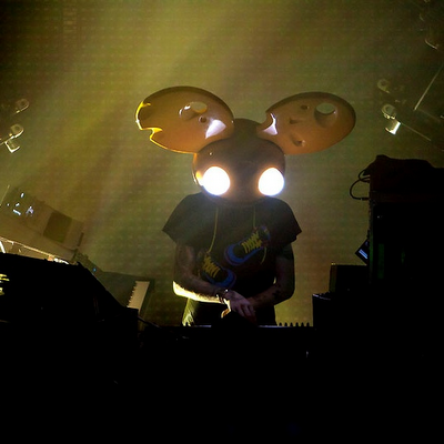 Meowingtons Hax Visuals, deadmau5